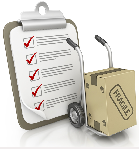 Prepare your Checklist and Keep Fragile Things Aside While Moving