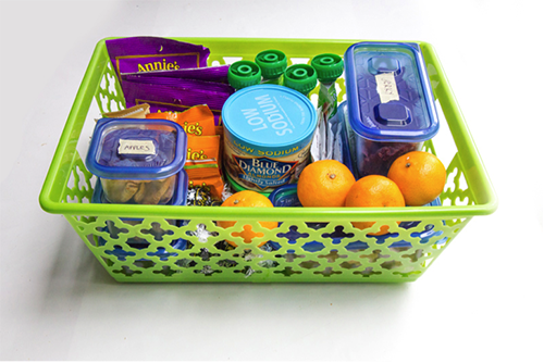 Keep Healthy Snacks With You While Moving to New Home