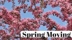 Healthy Tips For Moving in Spring Season